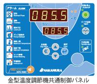 TRYMAXシリーズ制御パネル